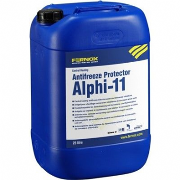 FERNOX ALPHI 11 ANTI-FREEZE 25 LITRE